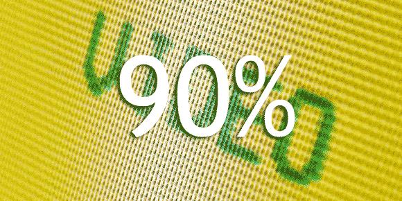 video 90%